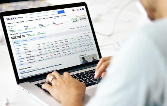 DataOx Financial Scraping service page