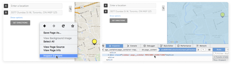 Google Maps Data with Places API Scraping at DataOx 1